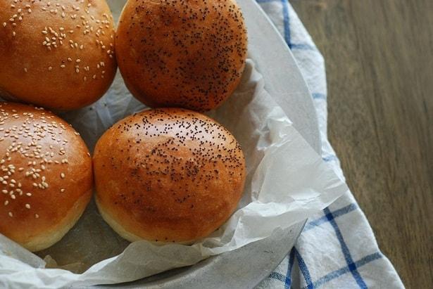 وصفه مصوره خبز البرجر | لذيذه